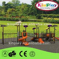 Plastic Children Outdoor amusement park equipment for sale