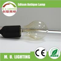 carbon filament edison lamp manufacturer, edison vintage bulb