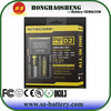 Authentic d2 nitecore battery charger universal nimh batteries chargersnitecore d2 digicharger universal charger