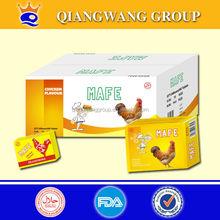 Halal pollo condimento cubo buillon 10g*60*24 cubo