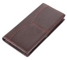 8059C Genuine Leather Mens Wallet