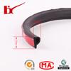 car adhesive rubber door trim seal