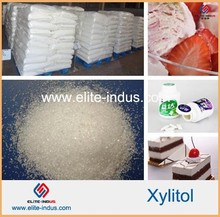 natural sweetener xylitol prevention of dental caries