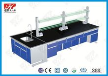 2015 Guangzhou factory price lab furniture epoxy resin lab bench top made in China