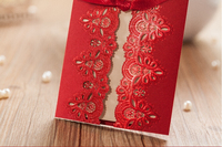 Fancy High quality Branded Retail laser card for decorate