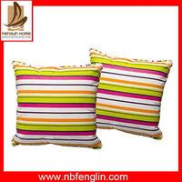 High quality new products cotton latest design cushion cover