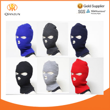 Hole Ski Mask Full Face Beanie Cap Mens Womens Hat Black Winter Balaclava Hood