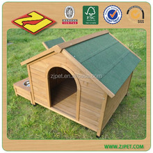 Pet cages wood dog DXDH018