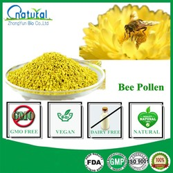 Wholesale Bulk Organic Natural Bee Pollen Prices