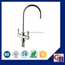 Hot selling NSF approval brass America style double handles faucet