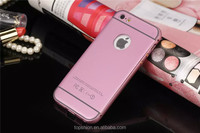 for iphone 5s smart phone cover case aluminum metal with back cover,paypal accepted