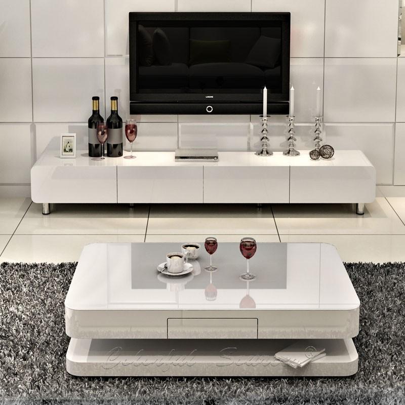 Wooden Tv Table Design For Living Roomc818 Buy Led