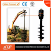 fully tested earth drill for deep foundation piles
