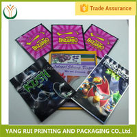 Popular Non-Breakage chemical herbal incense bags