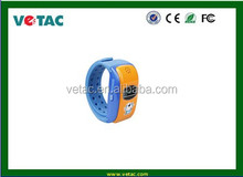 two-way calling sos button gps tracker bracelet for kids