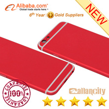 Lucky red color housing for iPhone 6 housing back cover case replacement