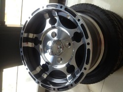 New design 12 inch bbs ATV Part Alloy wheel rim