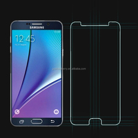 Japan Asahi Mobile Phone Anti-scratch tempered glass screen protector for Samsung Note 5