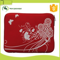 cute soft neoprene laptop sleeve