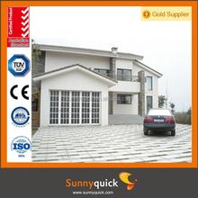 YQG-01 Cheap residential garage door,garage door window insert
