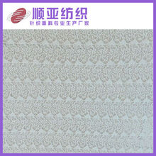 White nigeria guipure lace/ 100 cotton fabric manufactures from china