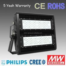 High Power 300w 400w 500w led flood light ce&rohs outdoor