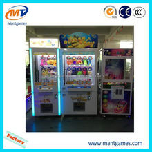 Multi crane claw machine for sale./toy story machine for child/children catch prize game machine