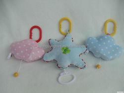 Economic Best-Selling plush baby rattle toys