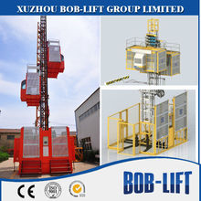 Passenger and Material Construction Lifter