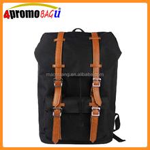 Unisex fashionable leisure backpack travel bag