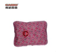220V rechargeable electric hot water bag /electric heating pad body warm/Hand warmer