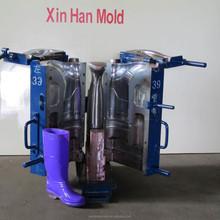 PVC Two Color Rain Boot mould