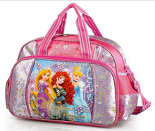 2015 Cinderella travel bag for teens (DX-T1577)