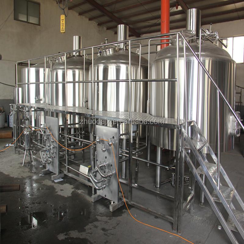 Vente chaude 3000l Acier Inoxydable Beer Brewery Fermentation Brassage Fermentation Réservoir