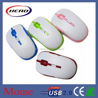 New arrival best wireless optical mouse from manufacturer different colors