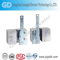elevator safety device progressive type safety gear parts for elevator