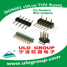 Latest Export Triple Plastic Pin Header Connector Manufacturer & Supplier - ULO Group