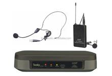 TKC BT-8012 UHF Wireless Headset Microphone System