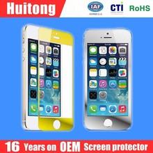 cartoon screen protector/color screen protector/liquid screen protector