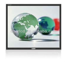17' LED de circuito cerrado de televisión / BNC de entrada del Monitor de la cámara de China fábrica