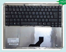 Black Russian Laptop Keyboard For Acer 3100 Keyboard Replacement 1670 5100 5500 5500Z Series RU V032102AK1