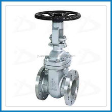 ANSI high performance wcb flanged gate valve with competitive price