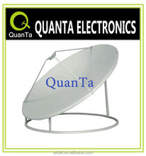110cm ground wall mount dish sat ku-band 55cm -110cm antenna
