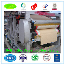 automatic control high efficiency filter press for ceramics as dewatering machine for mineral use from china machine manufacture