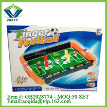 plastic table toy 2 player finger football