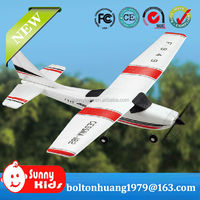 Newest Cessna 182 3CH 2.4G RC airplane for beginners
