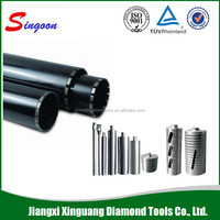 Diamond Core Drill for Drilling Concrete with stone