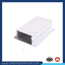 perfil de aluminio por encargo