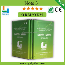 Long battery life smart phone for Samsung Note 3 N9000