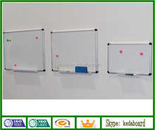 Standard Dry Erase White Boards with pen tray